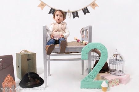 2º cumpleaños Fotos Raquel Muñoz-4