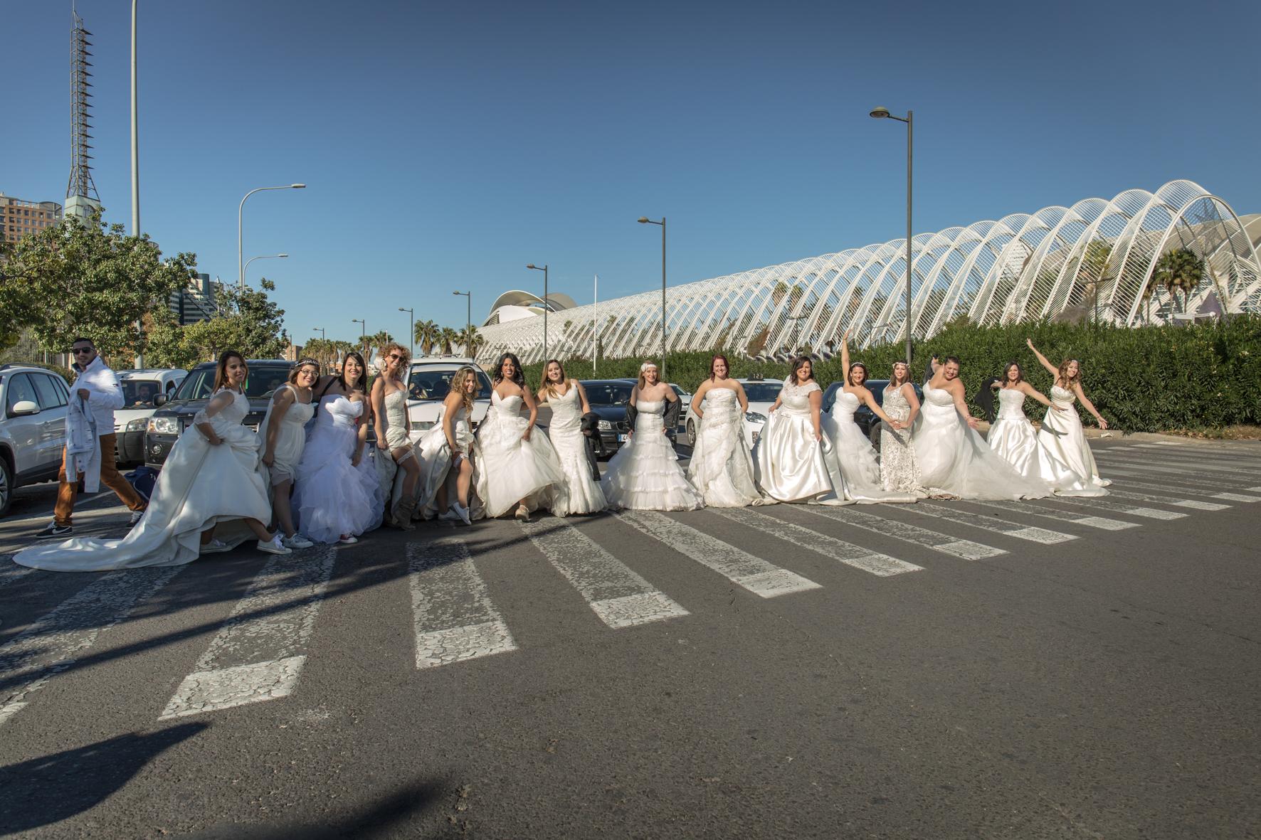 Novias Molonas Valencia – Novias a la Fuga 2.0   Fotos y más